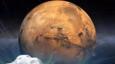 Alienígenas causaram uma guerra nuclear em Marte, afirma físico