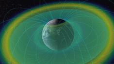 Boas notícias do espaço: 'muro invisível' defende Terra contra radiação letal