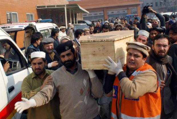 Grupo que atacou escola é o maior do Paquistão e o mesmo que atacou Malala