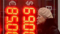 Crise na Rússia: BC anuncia moratória para salvar economia