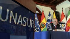 Chanceler do Equador advoga pela Unasul em visita ao Brasil