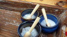 Sal marinho: um tesouro para a saúde