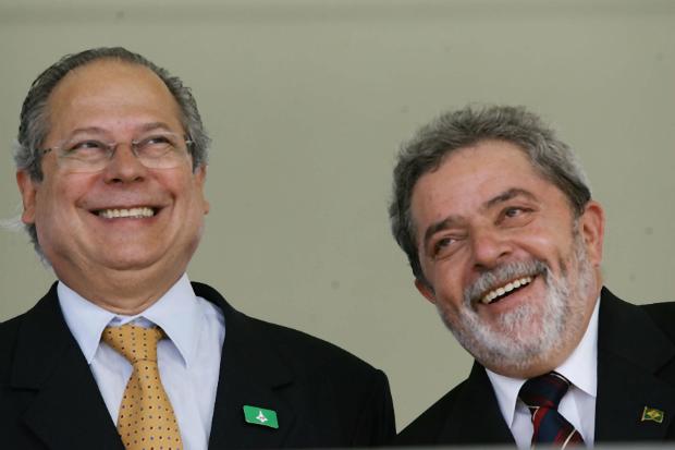 José Dirceu é 'Bob' no esquema do Petrolão, segundo delação de Yousseff
