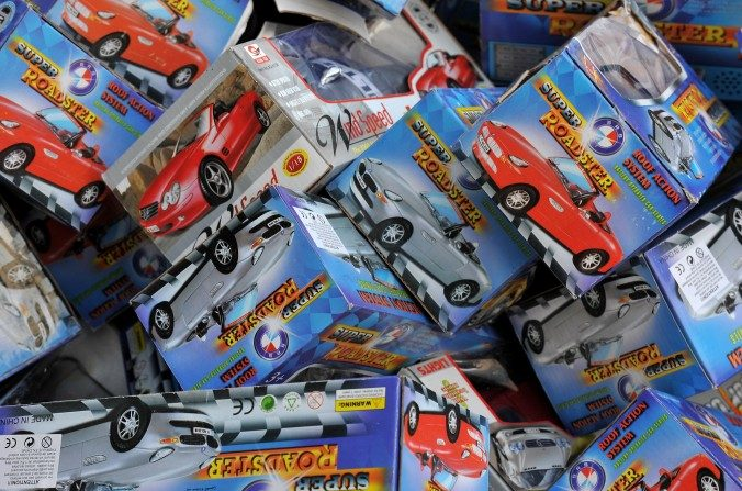 Brinquedos 'Made in China': trabalho forçado e ilegalidade