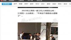 Ex-líder chinês tenta mostrar que continua na luta, mas é censurado