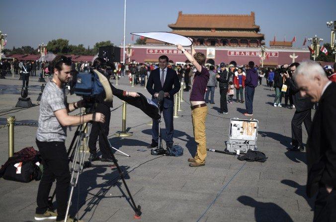"""China ganha título de """"pior aprisionador de jornalista"""" de 2014"""