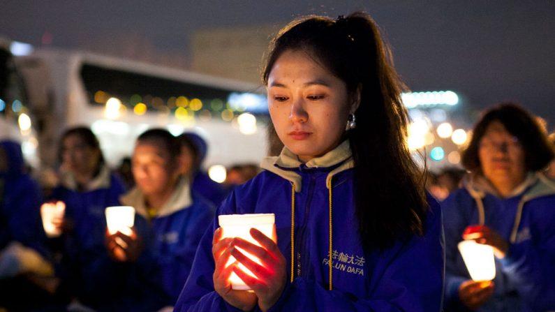 Polícia assedia família de praticante do Falun Gong torturado até à morte