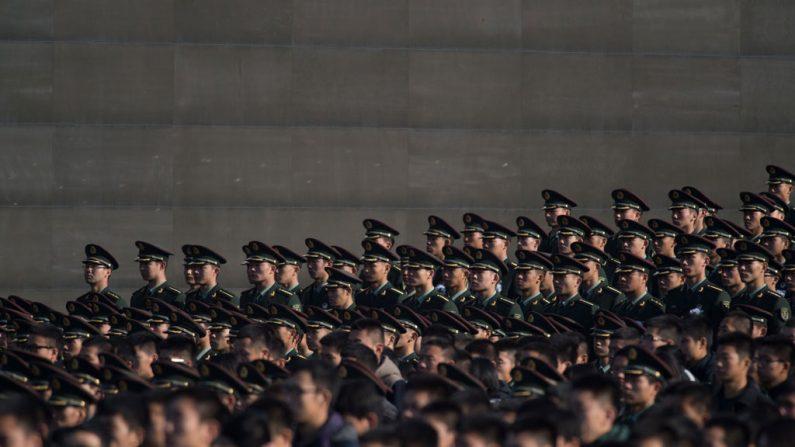 Informante expõe a venda de posições oficiais nas forças armadas da China