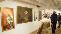 Exposição de arte encanta Londres, mas é proibida na China