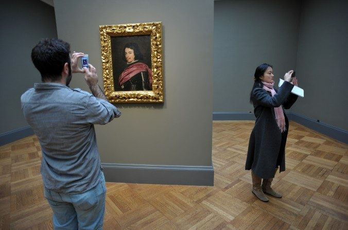 Melhore suas visitas a museus: Deixe a câmera de lado