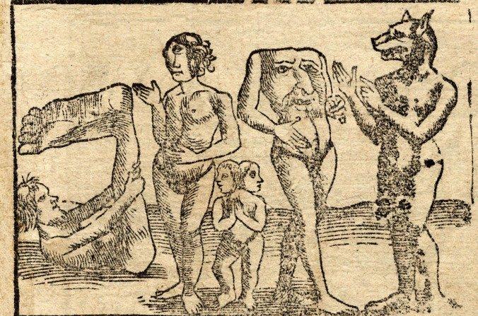 Criaturas bizarras de contos antigos: podem ser reais?