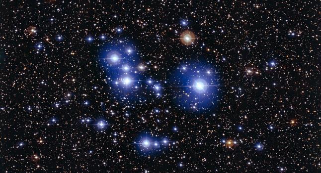 Composição espetacular do aglomerado de estrelas Messier 47 encanta observadores