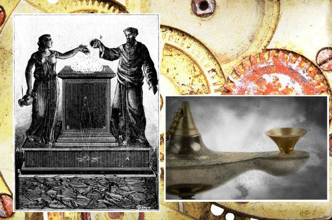Truques de mágica surpreendentes criavam ilusões em templos antigos
