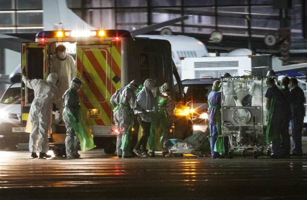 Vírus ebola já infectou 20.656 pessoas, das quais 8.153 faleceram