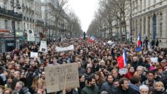 Manifestações reúnem 3,7 milhões em toda França contra o terrorismo