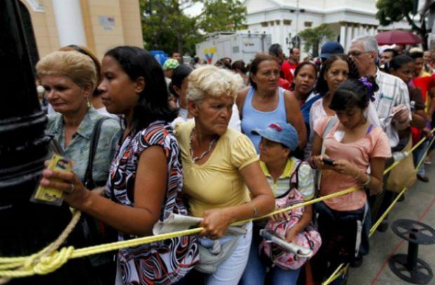 Situação na Venezuela é insustentável