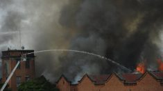 Nenhuma perda humana registrada no incêndio do shopping Nova América