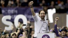 Partido Podemos na Espanha quer rompimento com União Europeia