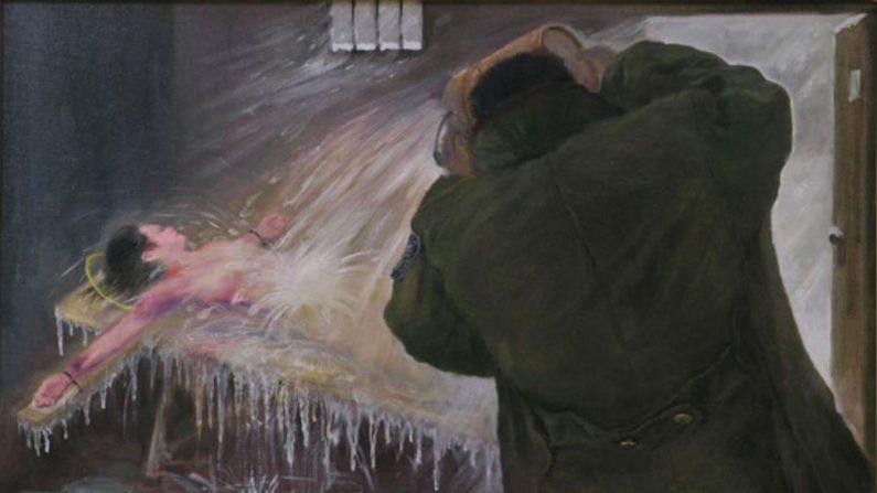 Tortura de congelamento é utilizada em praticantes do Falun Gong