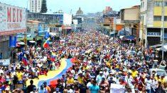 Venezuela: grande 'Marcha pela paz e pela vida' toma ruas de San Cristóbal