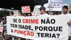 CCJ da Câmara aprova redução da maioridade penal