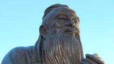 Algumas palavras de Confúcio sobre virtude