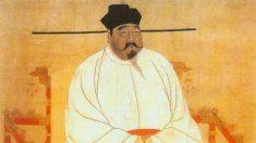 A virtude de um imperador gerou prosperidade para uma nação
