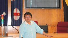 Vereador australiano apoia Falun Gong e ignora consulado chinês