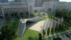 Local escolhido para Memorial das Vítimas do Comunismo no Canadá será mantido