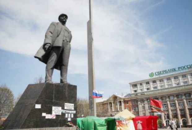 Ucrânia proíbe símbolos comunistas 'para estabelecer justiça histórica'
