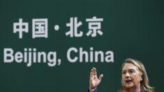 Fundação de Hillary Clinton recebe doações milionárias de empresas chinesas criminosas