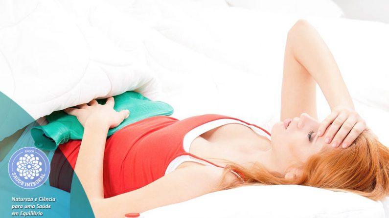 Abordagem da medicina chinesa na cólica menstrual