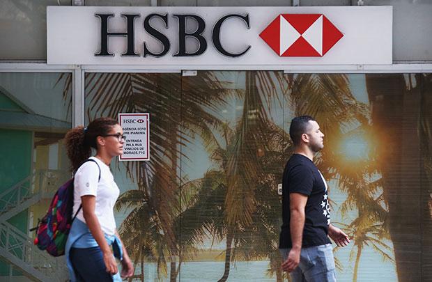 Reino Unido: banco HSBC irá cancelar contas de clientes que não usam máscaras