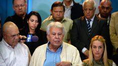 'Venezuela é um país em processo de destruição', diz ex-premiê espanhol