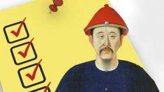 Trabalhe menos, divirta-se mais e outras dicas de produtividade do imperador Kangxi