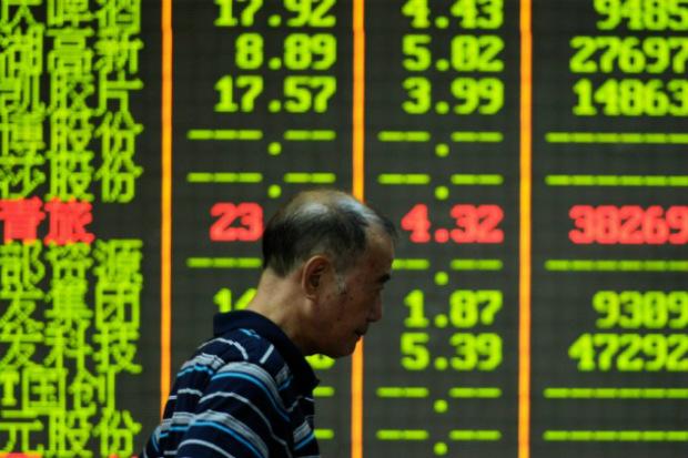 Mercado de ações chinês sofre maior queda em oito anos