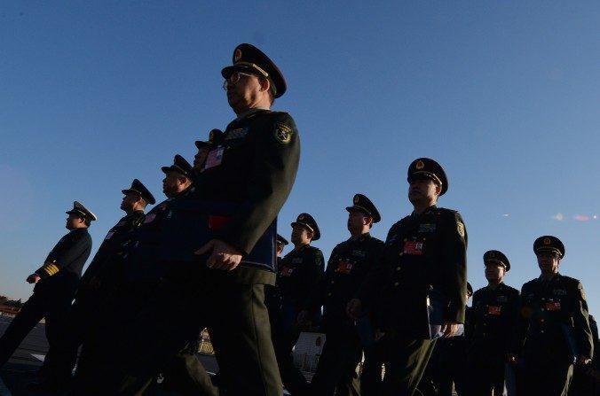 Lavagem cerebral do regime chinês se expande para além de suas fronteiras