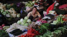 Crise de segurança alimentar na China é culpa do regime comunista