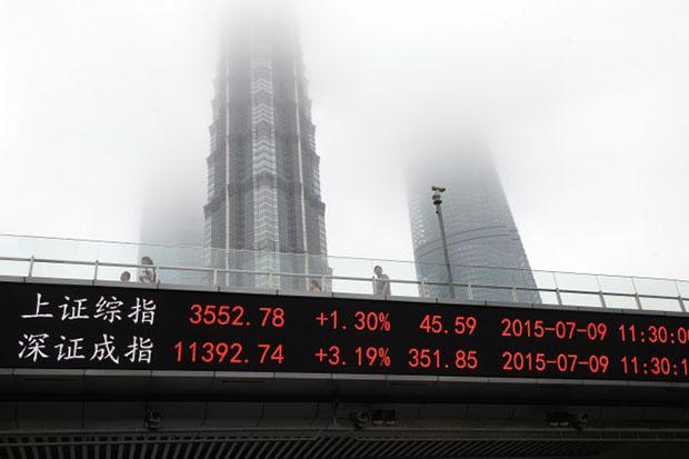 Plano chinês para conter queda das ações é gatilho para depressão econômica