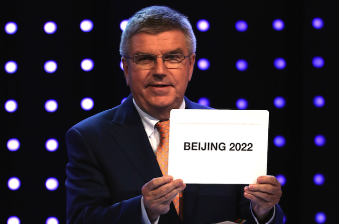 5 razões pelas quais Pequim é má escolha para sediar Jogos Olímpicos de 2022