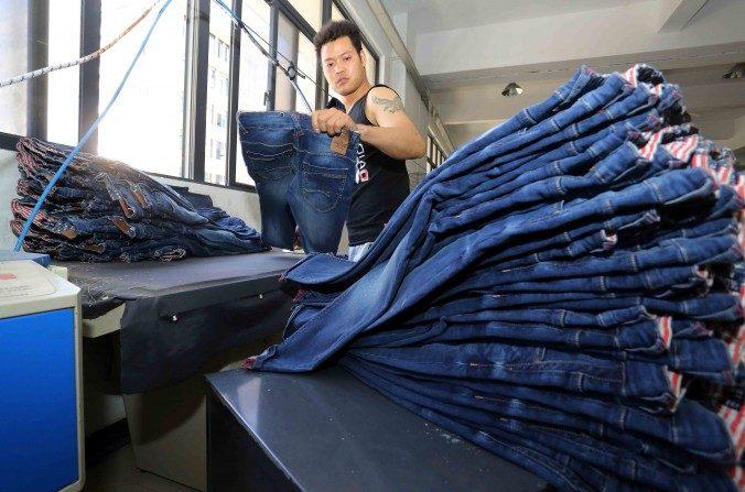 Análises revelam que roupas infantis feitas na China contêm produtos tóxicos