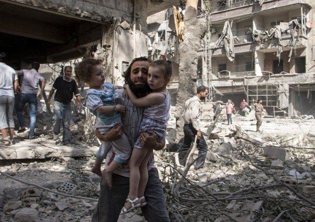 China é um dos principais responsáveis por alimentar guerra na Síria