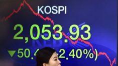 Indicadores econômicos mostram situação alarmante na China