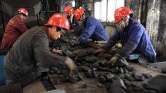 Mineração de carvão na China dispensa 100 mil trabalhadores