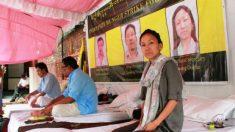 Greve de fome para expor crimes do regime chinês no Tibete