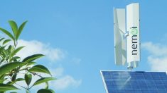 Jovens argentinos inventam gerador portátil de energia eólica