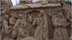 Esculturas de areia: uma fascinante perfeição