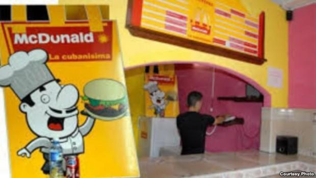 McDonald's investiga plágio em Cuba