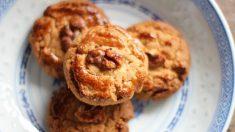 Aprenda esta deliciosa receita do oriente: biscoitos chineses de nozes