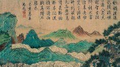 Antigos poetas chineses valorizam a natureza, a arte e o espiritual